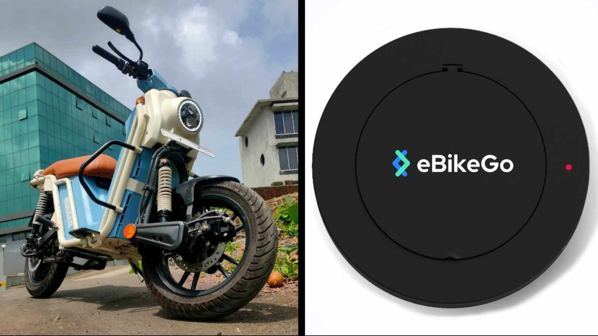 EBikeGo says it will install its connected EV charger every 500 metres. Image: Irfan Khan/EBikeGo