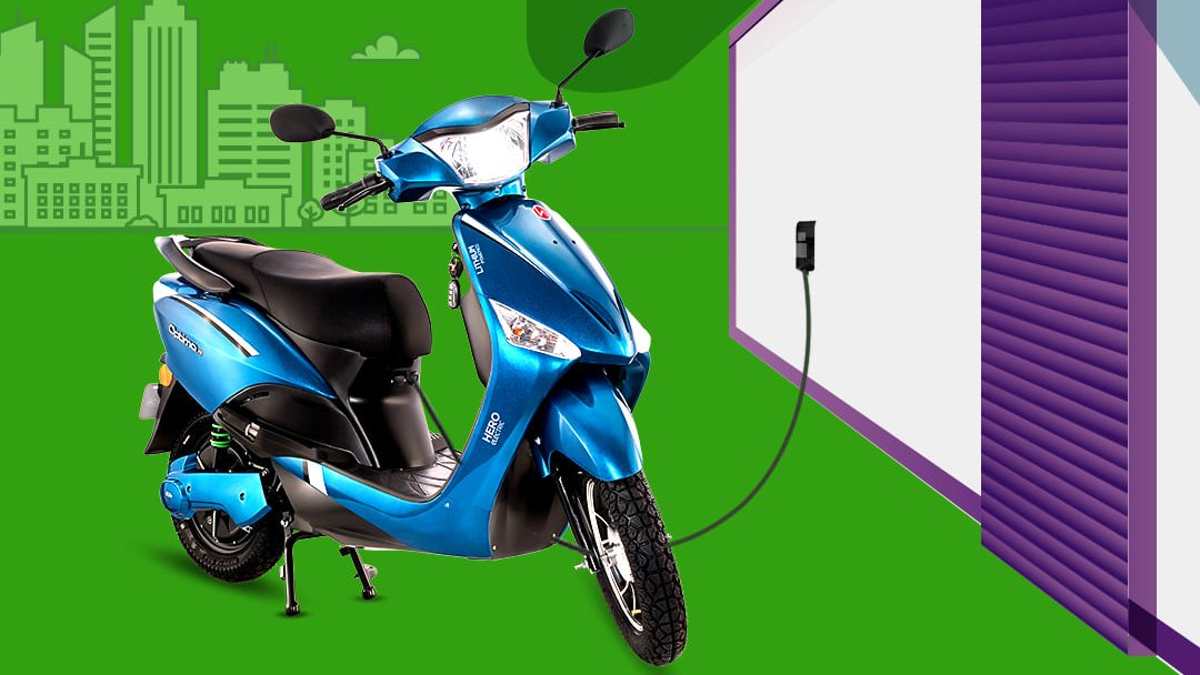 Hero Electric says its charging network will be open to use for other electric vehicles as well. Image: Hero Electric