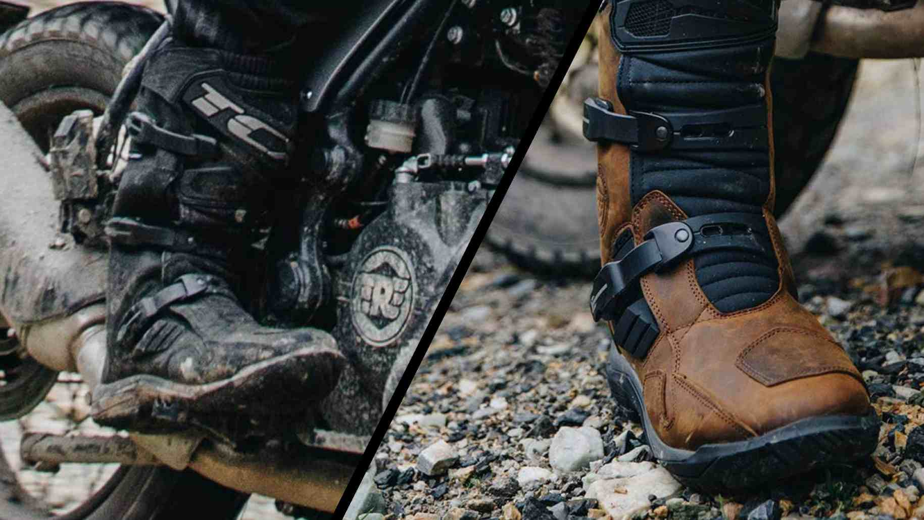 Prices for the Royal Enfield-TCX riding shoes range from Rs 8,500 to Rs 21,000. Image: Royal Enfield