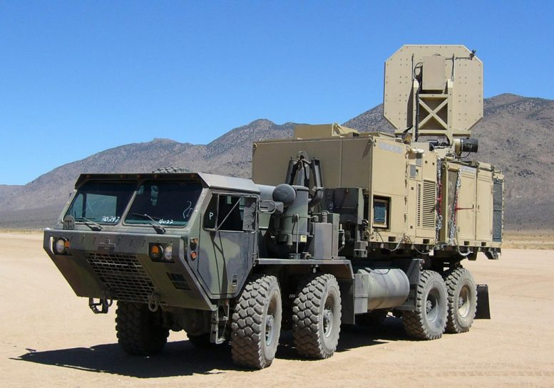 Air Force Research Laboratory Directed Energy Directorate Active Denial System