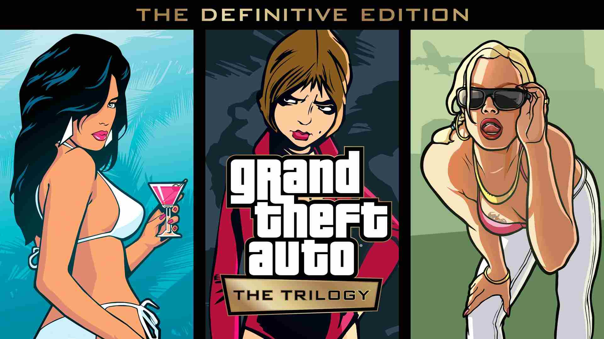 The remastered GTA games will also be available on Android and iOS devices in 2022. Image: Rockstar Games