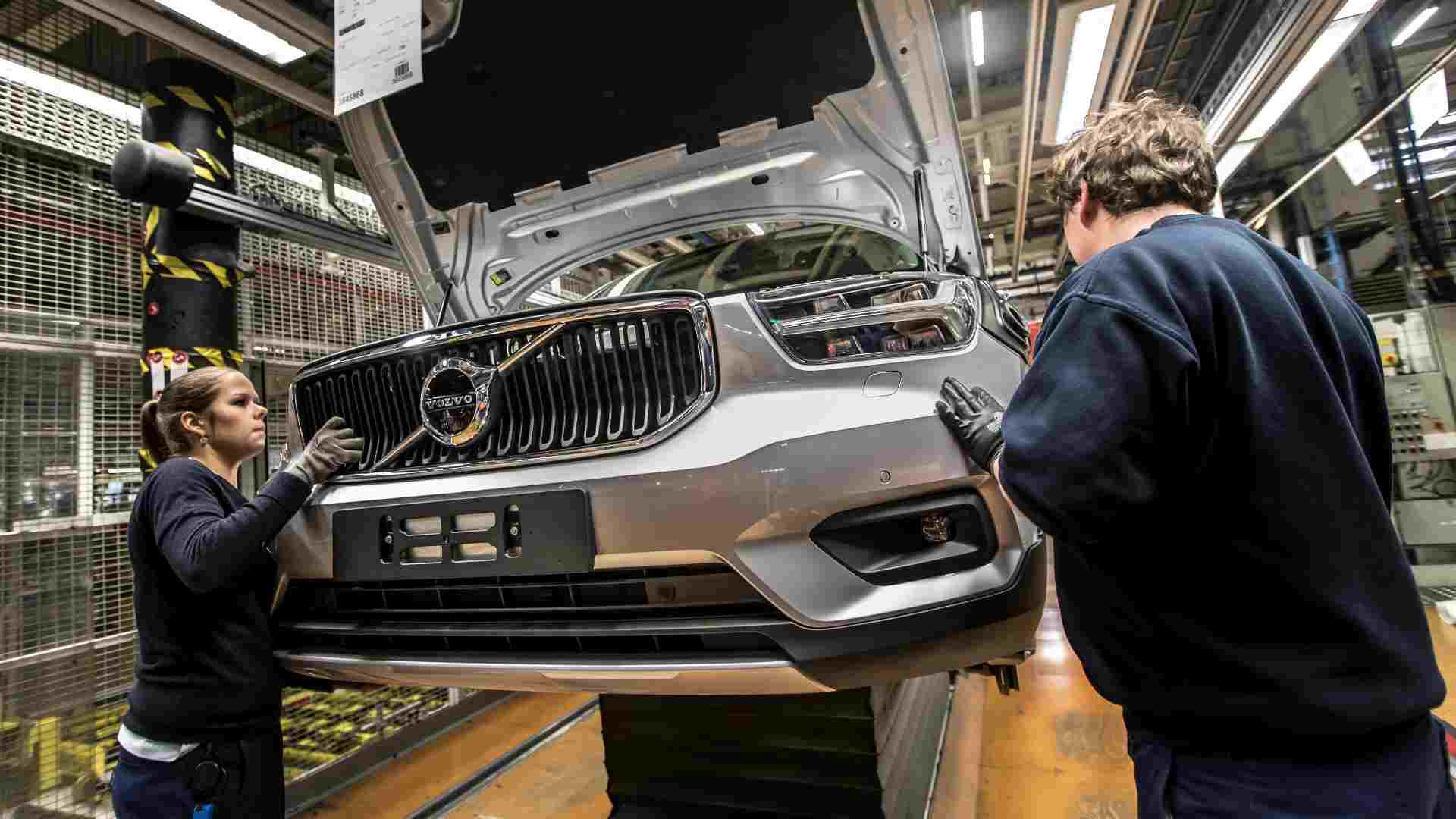 Volvo will replace any defective/damaged part free of cost under this initiative. Image: Volvo