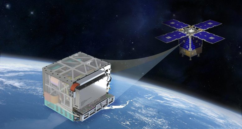 Deep Space Atomic Clock General Atomics Electromagnetic Systems Orbital Test Bed